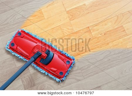 Laminate Cleaning