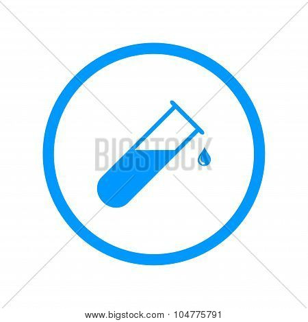 Medical Flat Icon. Vector Pictogram.