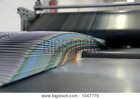 Máquina de tipografia