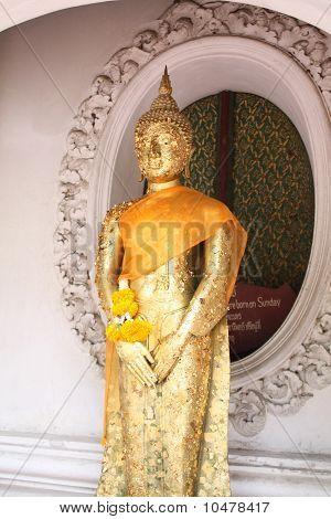 The image of Buddha