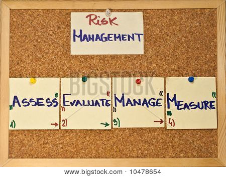 Risk Management Stages