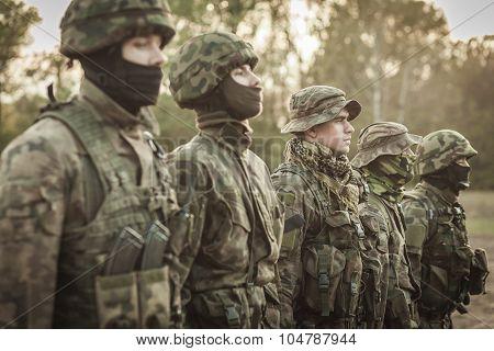 Combat Basic Training