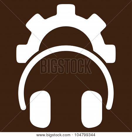Headset Configuration Icon