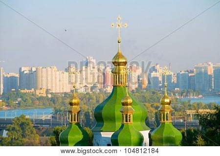 Architecture Of Kyiv, Ukriane