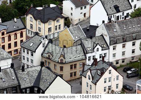 Alesund City Of Norway