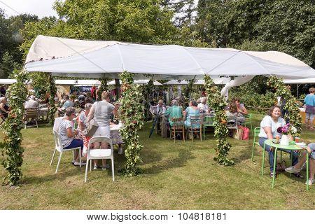Garden Fair.