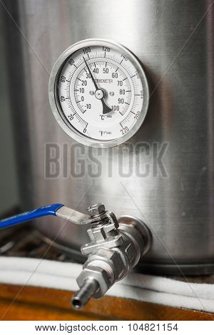 Cooling A Home-brew Beer Wort