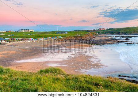 Crooklets Beach Bude Cornwall