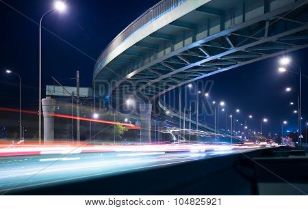 Motorway And Elevated Road