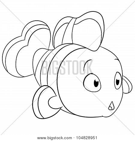 Cute Clownfish