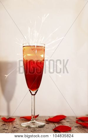 Champagne Sparks