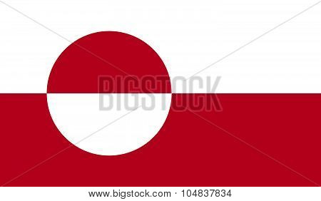 Flag Of Greenland