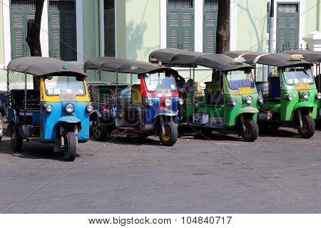 Bangkok Moto Taxi