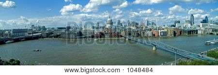 Panorama de Thames