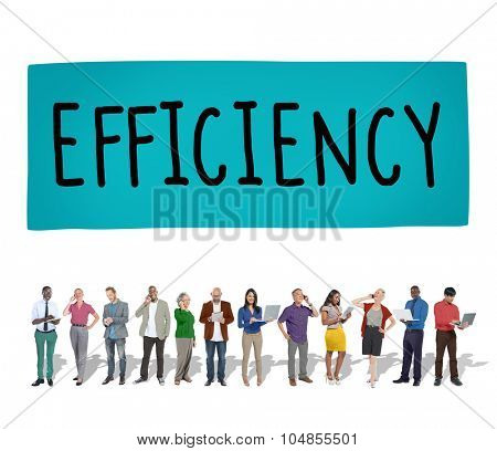 Efficiency Ability Quality Skill Expert Excellence Concept