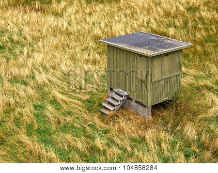 Rural Wooden Shed