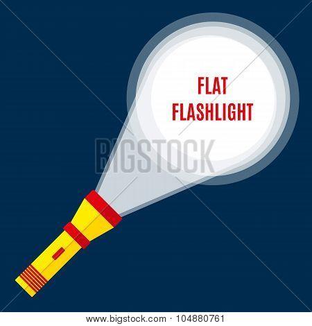Flashlight Or Pocket Torch