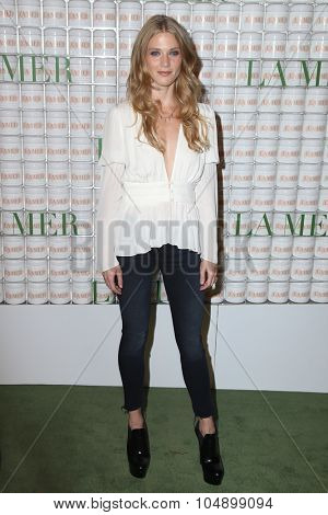 LOS ANGELES - OCT 13:  Winter Ave Zoll at the La Mer Celebration Of An Icon Global Event at the Siren Studios on October 13, 2015 in Los Angeles, CA