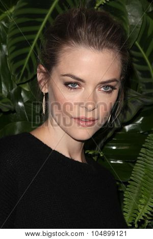 LOS ANGELES - OCT 6:  Jaime King at the Club Tacori Riviera at the Roosevelt at the Roosevelt Hotel on October 6, 2015 in Los Angeles, CA