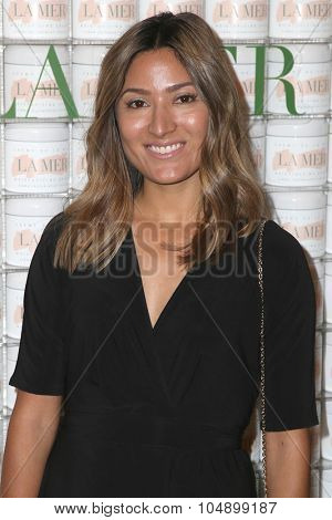 LOS ANGELES - OCT 13:  Mel Rodriguez at the La Mer Celebration Of An Icon Global Event at the Siren Studios on October 13, 2015 in Los Angeles, CA