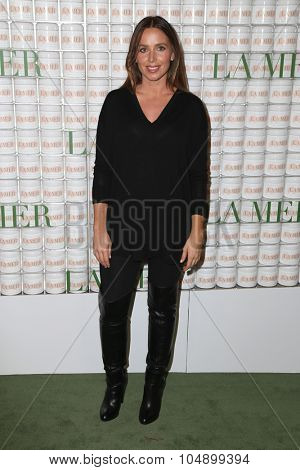 LOS ANGELES - OCT 13:  Mary Phillips at the La Mer Celebration Of An Icon Global Event at the Siren Studios on October 13, 2015 in Los Angeles, CA