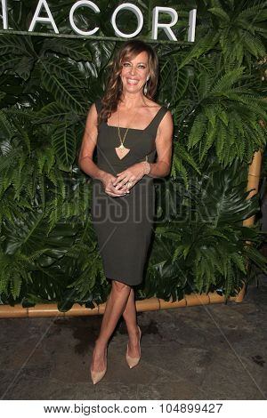 LOS ANGELES - OCT 6:  Allison Janney at the Club Tacori Riviera at the Roosevelt at the Roosevelt Hotel on October 6, 2015 in Los Angeles, CA