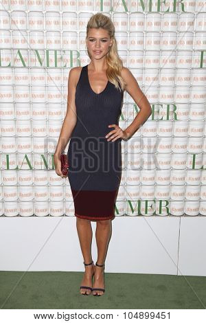 LOS ANGELES - OCT 13:  Kelly Rohrbach at the La Mer Celebration Of An Icon Global Event at the Siren Studios on October 13, 2015 in Los Angeles, CA