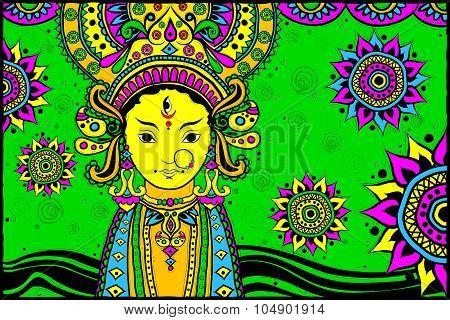 Goddess Durga for Happy Dussehra