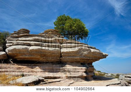 El Torcal National Park, Spain