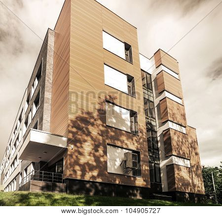 Lowrise Building