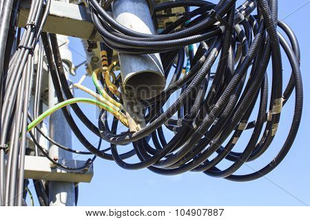 careless installation of telecommunication antennas