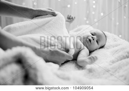 Baby Swaddle With Blanket