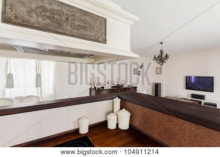 Interior Decorative Balcony