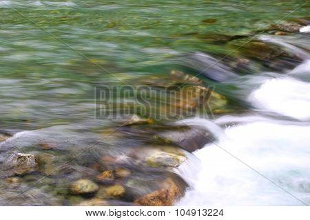 Glacial River