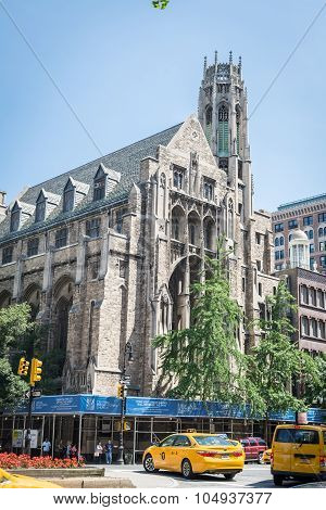 Central Presbyterian Church in New York