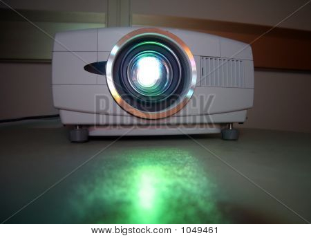 Presentation Projector For Meeting