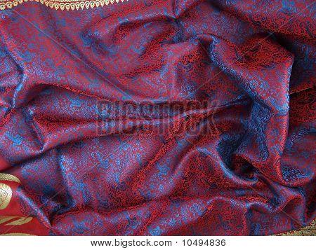 Indian Sari Scarf Material