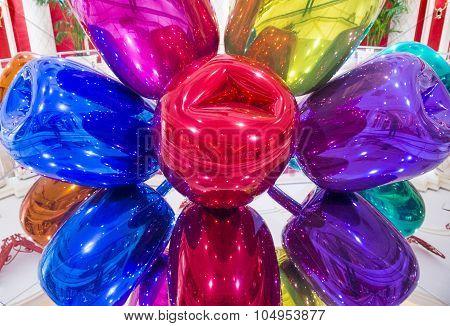 Wynn Las Vegas Tulips