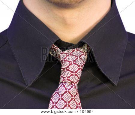 Negocio traje negro