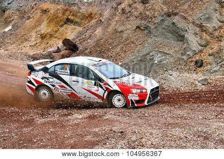 Rally Southern Ural 2013