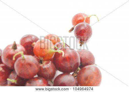 Heap Of Gooseberries