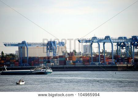 Container-Terminal Frankenbach