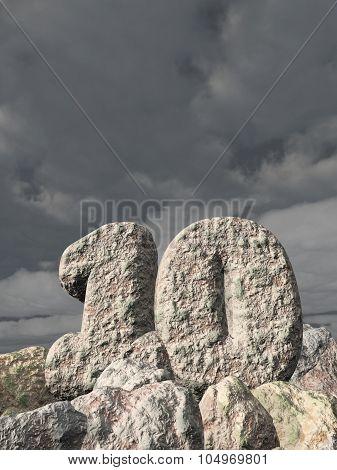 Number Ten Rock