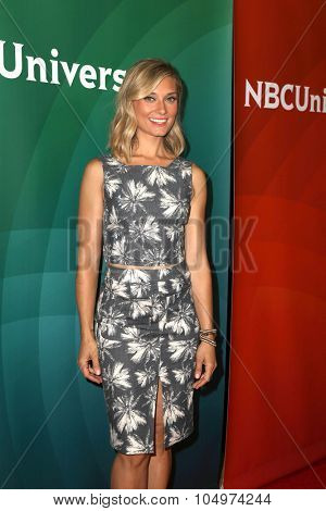 LOS ANGELES - AUG 12:  Spencer Grammer_ at the NBCUniversal 2015 TCA Summer Press Tour at the Beverly Hilton Hotel on August 12, 2015 in Beverly Hills, CA