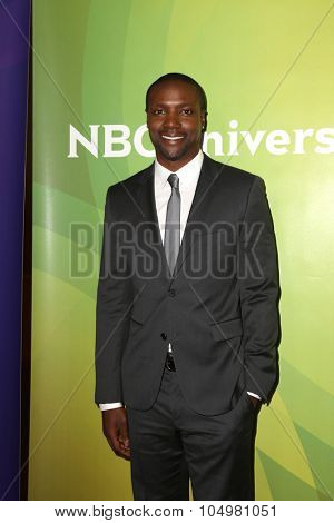 LOS ANGELES - AUG 12:  Rob Brown at the NBCUniversal 2015 TCA Summer Press Tour at the Beverly Hilton Hotel on August 12, 2015 in Beverly Hills, CA