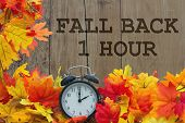 ������, ������: Fall Time Change