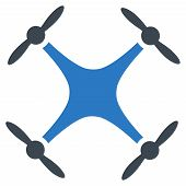 Airdrone Icon poster