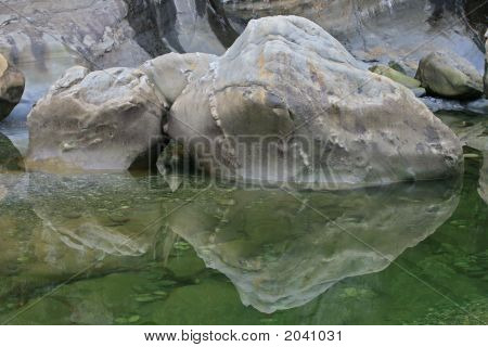 Rock Reflection