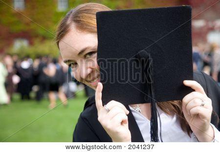 Graduation Day - Woman
