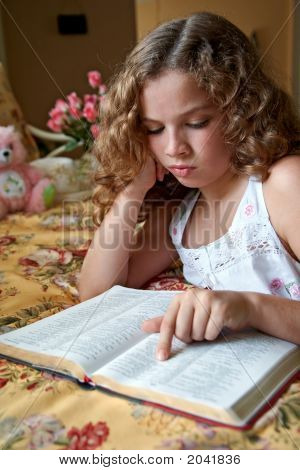 Bedtime Bible Reading